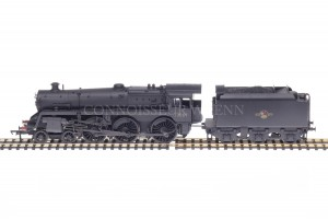 Bachmann weathered BR Black 4-6-0 Class 5MT no.73069 model 32-505