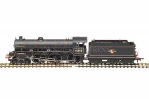 """Hornby BR Late Crest 4-6-0 Class B1 """"SIR HAROLD MITCHELL"""" model R3000"""