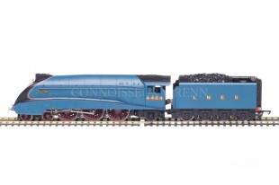"Hornby A4 Pacific 4-6-2 Locomotive ""FALCON 4484"" LNER Blue model R2779"