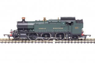Hornby GWR 2-6-2T 61XX Class Locomotive 6113 model R2098