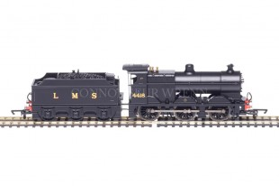 Hornby Model Railways LMS Fowler 0-6-0T Class 4F Locomotive ref.R2193