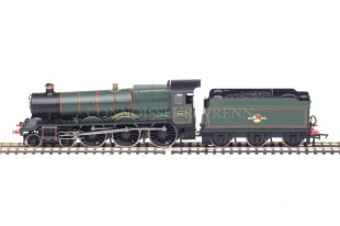 "Hornby Railroad ""Helmingham Hall 6947"" GWR Class 4900 R3499"