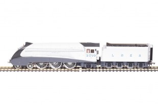 "Hornby ""SILVER JUBILEES"" A4 Pacific Silver Link Ltd Edition R3306"