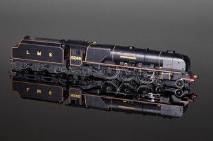 "Hornby ""City of Manchester 6246"" LMS Black 4-6-2 Duchess Class 7P Locomotive R2856"