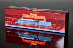 "Hornby Collectors Edition ""Legends A4 Pacific"" Mallard Ref: R2973M"