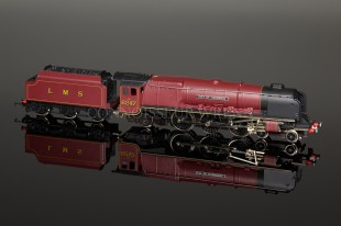 "Wrenn ""City of Liverpool 6247"" Duchess Class 8P 4-6-2 LMS Maroon Locomotive W2242"