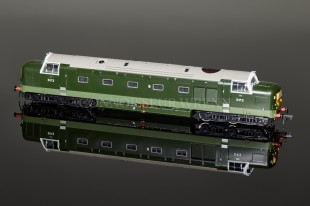 Heljan English Electric DP2 Prototype Locomotive ref 40111