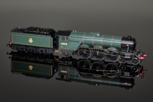 Hornby BR GREEN A3 DONCASTER 60048 LTD EDITION R2140