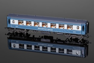 "Wrenn W6004/A ""PULLMAN"" Parlour Car BRIGHTON BELLE No.S287S"