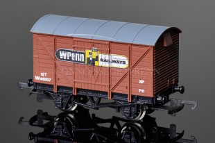 "Wrenn RARE Ventilated Van ""Wrenn Railways W145207"" 12T W5100A"