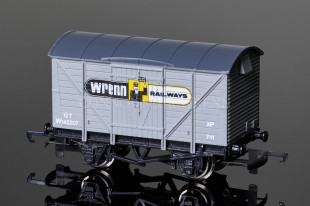 "Wrenn RARE Ventilated Van ""Wrenn Railways W145207"" 12T W5100"