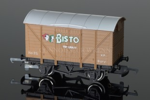 "Wrenn W5047 Ventilated Van ""Bisto"" 12T Alternative Rolling Stock"