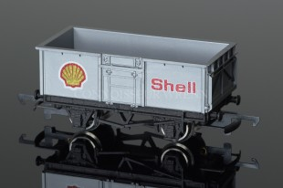 """Wrenn Mineral Wagon """"SHELL"""" alternative 16T Steel Sided without Load W5051"""