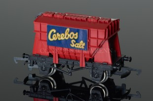 "Wrenn Presflo ""Cherebos Salt"" 20T Bulk Loaded Cement Wagon Rolling Stock W5021"