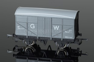 Wrenn GW GREY 8T Fruit Van 38200 Rolling Stock W5058