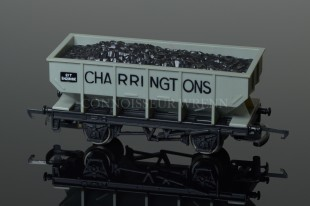 "Wrenn LATE PERIOD FOUR Hopper Wagon ""CARRINGTONS"" Rolling Stock W5068"