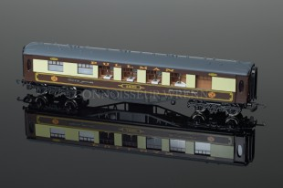 "Wrenn ""PULLMAN"" 1st Passenger Coach  ARIES ""GOLDEN ARROW""  W6012B W/T!"