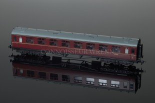 Bachmann Branch-Line Model Railways BR Maroon Collett Composite Coach 34-151