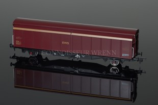 Bachmann Model Railways 46 Tonne VGA Sliding Wall Van Railfreight ref. 37-606