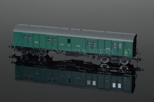 Hornby Model Railways BR Green BOGIE Passenger Brake R4536B