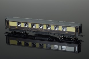 Hornby Model Railways 8 Wheel Pullman 3rd Class Parlour Car no.64 R4484