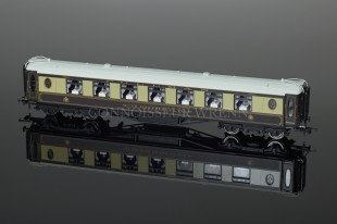 Hornby Model Railways Pullman 3rd Class Parlour Car No.35 R4422