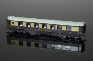 "Hornby 8 Wheel Pullman 1st Class Kitchen Car ""MINERVA"" R4480"