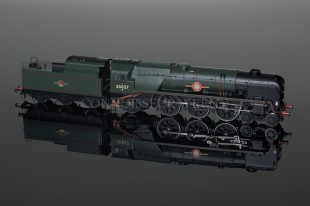 "Hornby Model Railways BR Merchant Navy Class ""Port Line"" Locomotive R2268"