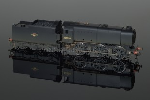 Hornby Railways BR 33006 Class Q1 0-6-0 SUPER DETAIL DCC WEATHERED LOCO R2344A