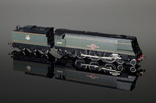 "Wrenn ""Lamport & Holt"" BR Green 4-6-2 Streamlined Bulleid Pacific W2267A"