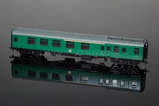 Bachmann Branch-Line Model Railways BR MK1 Brake/Corridor Composite BCK 39-228