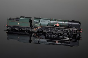 "Hornby Model Railways BR Merchant Navy Class ""Bibby Line"" Locomotive R2204"