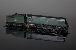 "Hornby Model Railways ""Wilton"" West Country Class SUPER DETAIL Loco R2218"