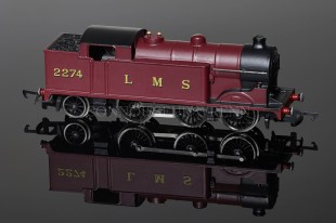 Wrenn LMS Maroon Livery N2 Tank 0-6-2t running number 2274 Locomotive W2214