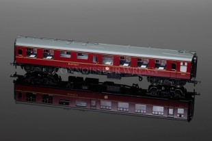 Bachmann BR MK1 Restaurant MINATURE BUFFET Car RMB (E 1854) 39-261