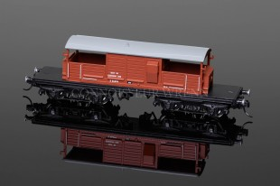 Bachmann Branchline Queen Mary Brake Van model 33-825