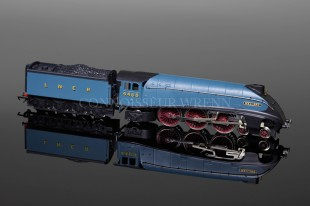 "Wrenn ""MALLARD"" NO.4468 LNER Garter Blue A4 Pacific LTD EDITION W2404"