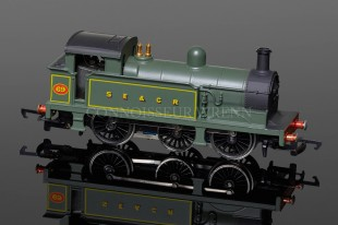 "Wrenn W2201 ""SE & CR"" Green Class R1 Tank 0-6-0T Locomotive"