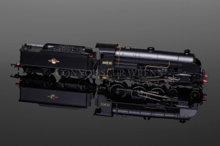 Hornby BR Late Crest 4-6-0 S15 Class Loco running no. 30830 model R3329