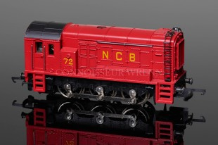 Wrenn N.C.B NO.72 Red Livery Class 08 Tank 0-6-0DS Locomotive W2234
