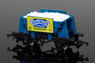 "Wrenn Ore Wagon ""HINCHLEY"" (Presflo Body) W5015 Rolling Stock"