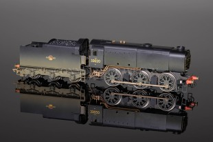 Hornby Railways BR 33020 Class Q1 0-6-0 SUPER DETAIL DCC WEATHERED LOCO R2344B