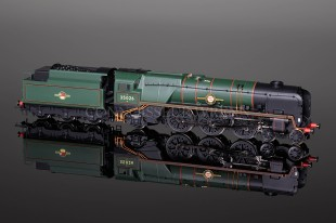 "Hornby BR Merchant Navy Class ""Lamport & Holt Line"" 35026 Locomotive R2967"