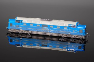 Bachmann Branchline Deltic Prototype DP1 Weathered Loco ref.32-522NRM