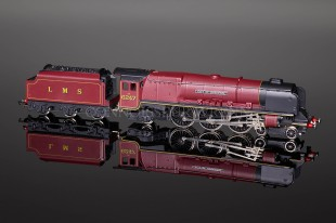"Wrenn L.M.S Maroon ""City of Liverpool 6247 FLANGED WHEELS"" Class 8P W2242"