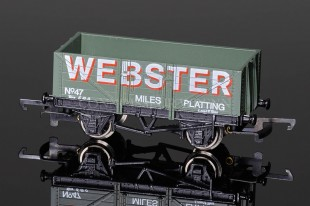 """Wrenn RARE """"WEBSTER"""" Miles Platting Wagon without Load no.47 W5097"""
