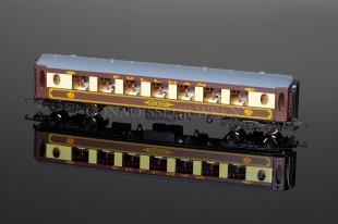 "Wrenn Parlour Car ""CAR 83 LIMITED EDITION"" WHITE TABLE Coach W6101C"