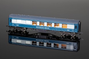 "Wrenn ""PULLMAN"" 1st Class Blue BRIGHTON BELLE No.S280S model W6005A"