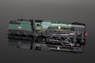 """Hornby BR Battle of Britain Class """"Sir Frederick Pile"""" 34058 model R2709"""