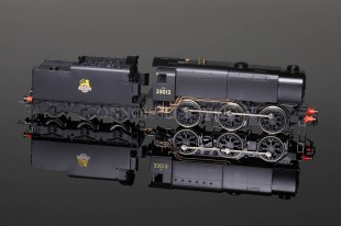 Hornby Model Railways BR 33017 Class Q1 0-6-0 SUPER DETAIL DCC LOCO R2355B